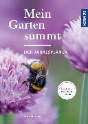 Cover-Bild zu eBook Mein Garten summt - der Jahresplaner