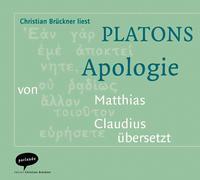 Cover-Bild zu Platons Apologie von Platon