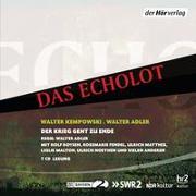 Cover-Bild zu Das Echolot von Kempowski, Walter