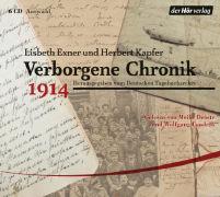 Cover-Bild zu Verborgene Chronik 1914 von Kapfer, Herbert