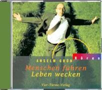 Cover-Bild zu CD: Menschen führen - Leben wecken von Grün, Anselm