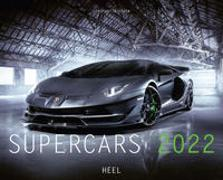 Cover-Bild zu Stein, Constantin (Fotograf): Supercars 2022