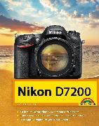 Cover-Bild zu eBook Nikon D7200 Handbuch