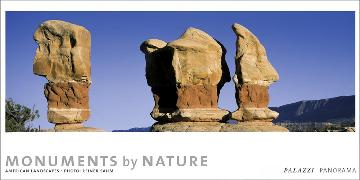 Cover-Bild zu MONUMENTS BY NATURE von Sahm, Reiner (Illustr.)