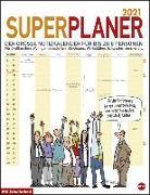 Cover-Bild zu Butschkow: Superplaner Kalender 2021 von Butschkow, Peter