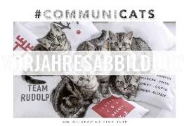 Cover-Bild zu Whiskas Katzenkalender Kalender 2021