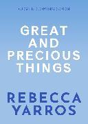Cover-Bild zu eBook Great And Precious Things
