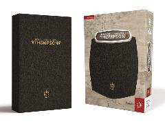 Cover-Bild zu RVR60 Biblia de Referencia Thompson, Imitación Piel
