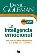 Cover-Bild zu La Inteligencia emocional: Por qué es más importante que el cociente intelectual / Emotional Intelligence