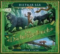Cover-Bild zu Das Dschungelbuch von Kipling, Rudyard