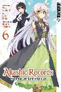 Cover-Bild zu Akashic Records of the Bastard Magic Instructor - Band 06 (eBook) von Hitsuji, Tarou
