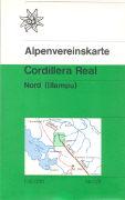 Cover-Bild zu Cordillera Real Nord (Illampu). 1:50'000