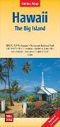 Cover-Bild zu Hawaii: The Big Island   Hawaii: Grande Île   Hawái: La Gran Isla. 1:330'000