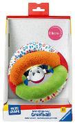Cover-Bild zu Ravensburger ministeps 4159 Mein klingender Greifball, weicher Greifling aus Stoff mit Glöckchen, Baby Spielzeug ab 3 Monate