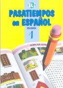 Cover-Bild zu Volumen 1: Pasatiempos en español