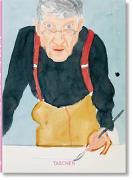 Cover-Bild zu Holzwarth, Hans Werner (Hrsg.): David Hockney. Eine Chronologie. 40th Ed