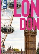 Cover-Bild zu DuMont BILDATLAS London von Weber, Birgit