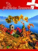 Cover-Bild zu Cal. Swiss Souvenir 2022 Ft. 23x31,5