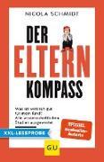 Cover-Bild zu Schmidt, Nicola: XXL-Leseprobe: Der Elternkompass (eBook)