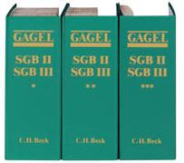 Cover-Bild zu Gagel, Alexander (Hrsg.): SGB II / SGB III - Sozialgesetzbuch 2 / 3. Grundsicherung und Arbeitsförderung