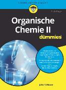 Cover-Bild zu Organische Chemie II für Dummies von Moore, John T.