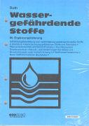 Cover-Bild zu 88. Ergänzungslieferung - Wassergefährdende Stoffe