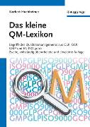Cover-Bild zu Das kleine QM-Lexikon von Hochheimer, Norbert