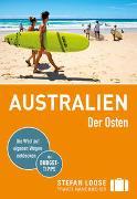 Cover-Bild zu Stefan Loose Reiseführer Australien, Der Osten von Melville, Corinna