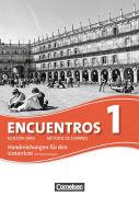 Cover-Bild zu Encuentros 1. Edición 3000. Handreichungen für den Unterricht