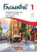 Cover-Bild zu Encuentros Hoy 1. Cuaderno de ejercicios mit interaktiven Übungen auf scook.de - Lehrerfassung