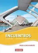 Cover-Bild zu Encuentros 3. Edición 3000. Schülerbuch
