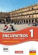 Cover-Bild zu Encuentros 1. Edición 3000. Cuaderno de Ejercicios