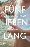 Cover-Bild zu Fünf Lieben lang