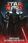 Cover-Bild zu Star Wars Comics: Darth Vader - Das dunkle Herz der Sith von Pak, Greg