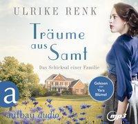 Cover-Bild zu Träume aus Samt von Renk, Ulrike