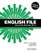 Cover-Bild zu English File third edition: Intermediate: Workbook with key