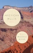 Cover-Bild zu Evans, Martina: American Mules (eBook)