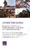 Cover-Bild zu Watts, Stephen: Limited Intervention