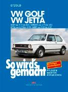 Cover-Bild zu So wird's gemacht, GOLF von 9/74 bis 8/83, Scirocco von 2/74 bis 4/81, Jetta von 8/79 bis 12/83, Caddy von 9/82 bis 4/92