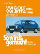 Cover-Bild zu Etzold, Rüdiger: So wird's gemacht, VW GOLF DIESEL / VW JETTA Diesel