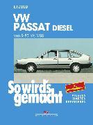 Cover-Bild zu Etzold, Rüdiger: VW Passat 9/80 bis 3/88 Diesel (eBook)