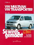Cover-Bild zu Etzold, Rüdiger: VW Multivan / VW Transporter T5 115-235 PS (eBook)