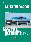 Cover-Bild zu Etzold, Rüdiger: Audi 100/200 von 9/82 bis 11/90 (eBook)