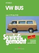 Cover-Bild zu Etzold, Rüdiger: VW Bus 5/79 bis 9/82
