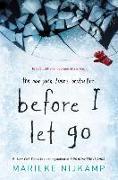 Cover-Bild zu NIJKAMP, MARIEKE: BEFORE I LET GO