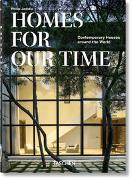 Cover-Bild zu Jodidio, Philip: Homes For Our Time. Contemporary Houses around the World. 40th Ed