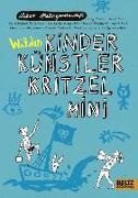 Cover-Bild zu Labor Ateliergemeinschaft: Wildes Kinder Künstler Kritzelmini