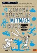 Cover-Bild zu Labor Ateliergemeinschaft: Kinder Künstler Mitmachbuch