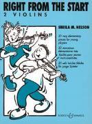 Cover-Bild zu Right from the Start von Nelson, Sheila Mary (Hrsg.)