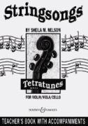 Cover-Bild zu Stringsongs von Nelson, Sheila Mary (Komponist)
